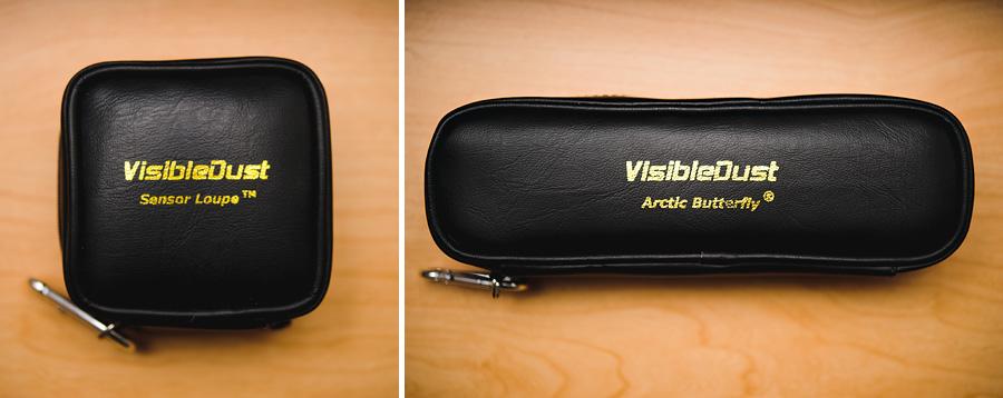 visibledust cases
