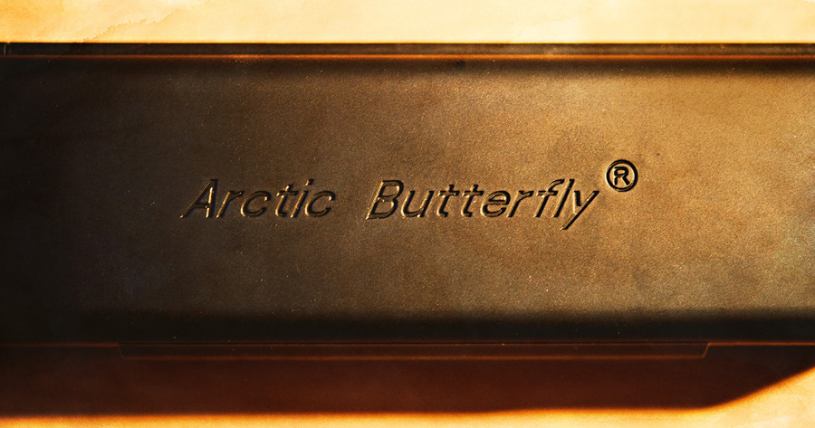 arctic butterfly case