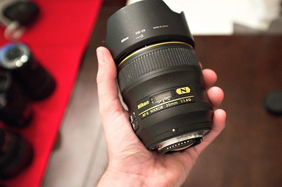 Best Lenses For Wedding Photography Nikon: GEAR REVIEW: NIKON 35MM F/1.4G AF-S LENS