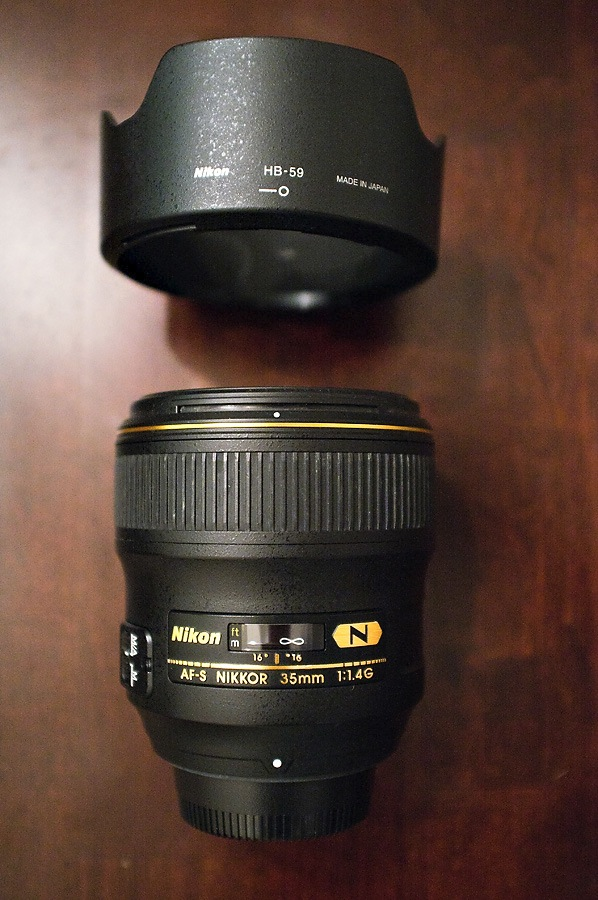 gear review nikon 35mm f14g afs lens washington dc