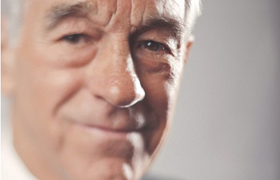 epic portrait // ron paul