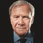 tom brokaw portrait