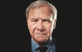 epic portrait // tom brokaw