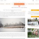 dc wedding photographer featured on blog