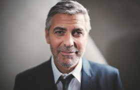 epic portrait // george clooney