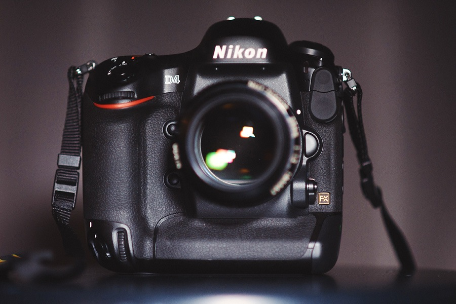 GEAR REVIEW: NIKON D4 SLR CAMERA - Sam Hurd Photography