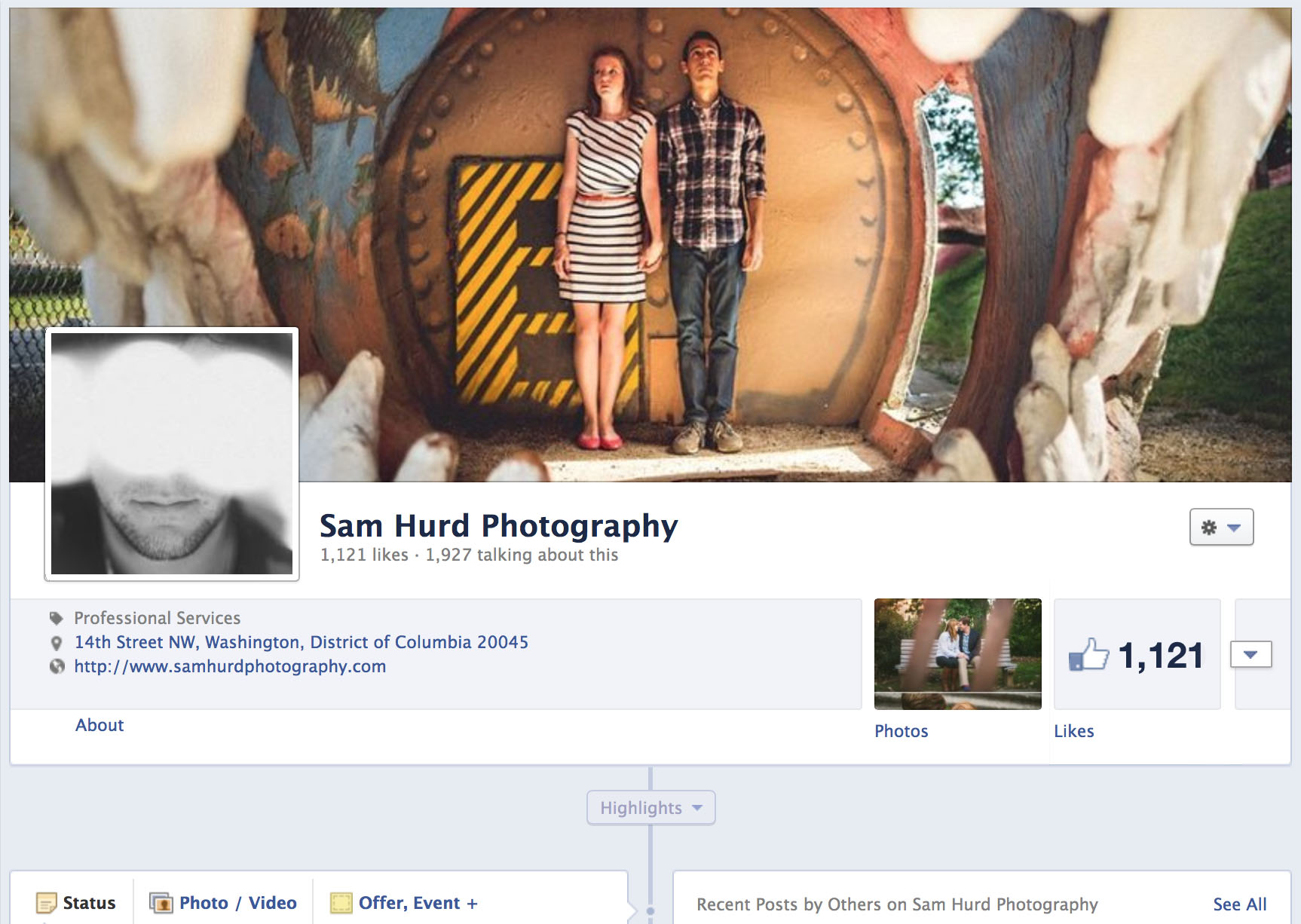 Facebook photography page contest ideas