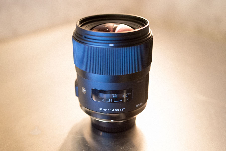 GEAR REVIEW SIGMA 35MM 14 LENS FOR NIKON