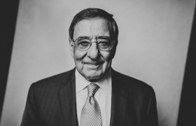 Epic Portrait \ Secretary of Defense Leon Panetta