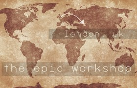 the epic workshop // london, uk