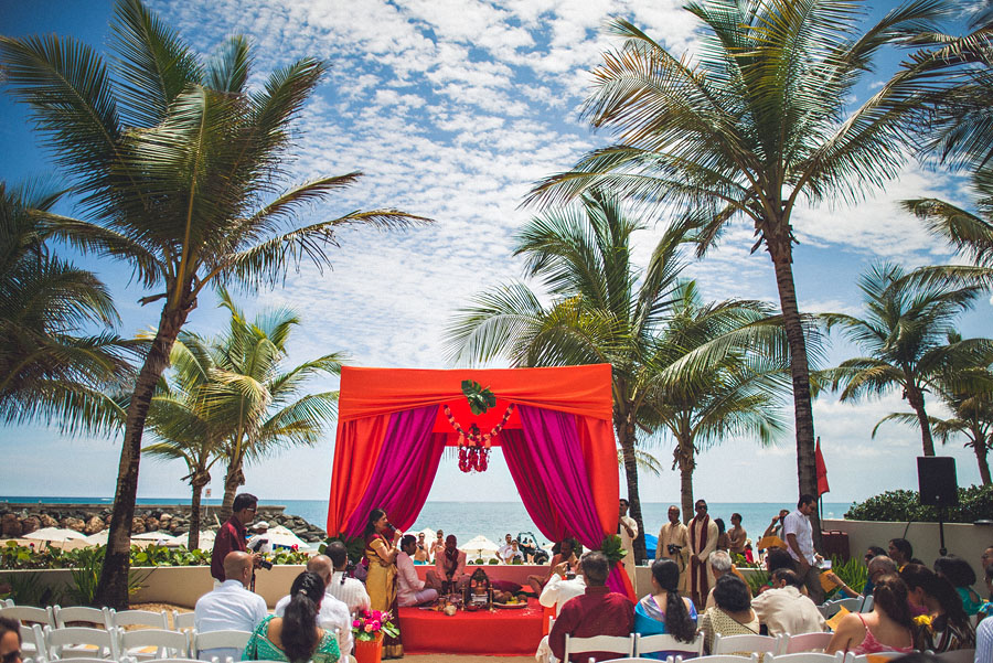 puerto rico destination indian wedding
