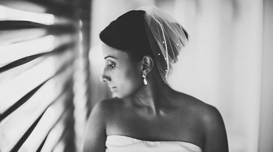bride portrait puerto rico san juan