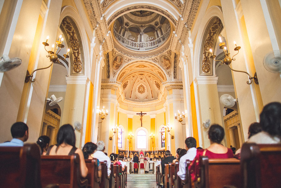 catholic puerto rico wedding