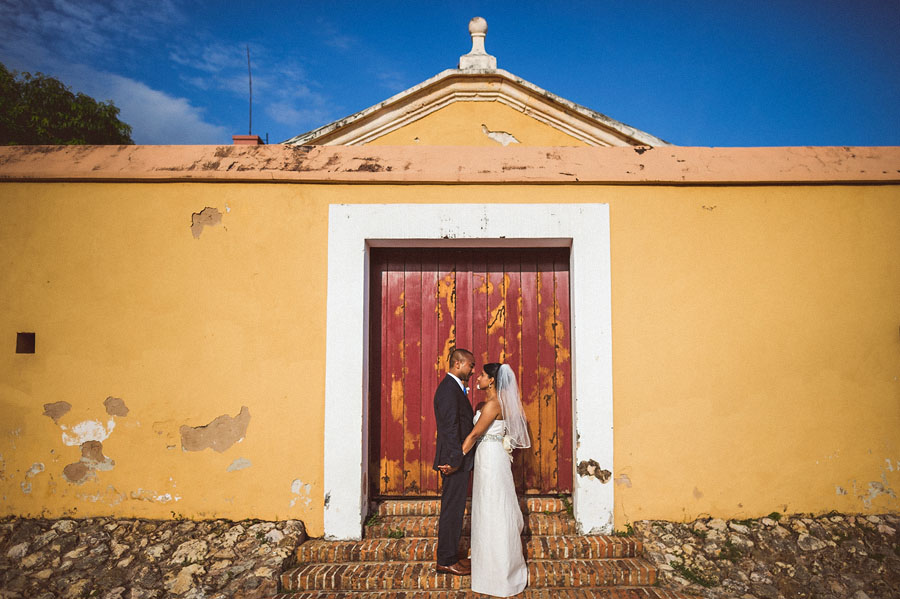 bride groom classic puerto rico wedding
