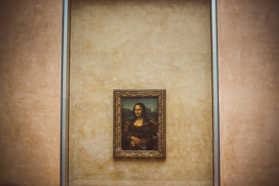 epic portrait mona lisa