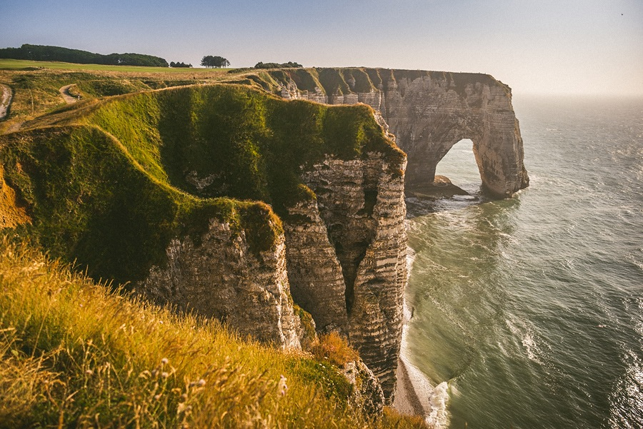 coast of france white cliffs