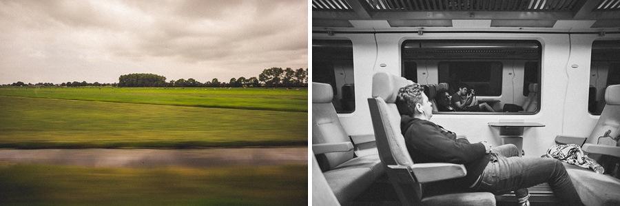 train landscapes