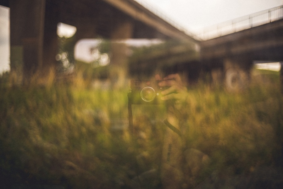 creative reflection photo