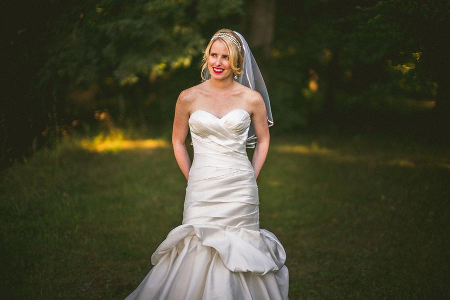 bridal portrait in france