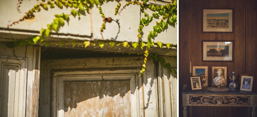 more wedding venue detail shots