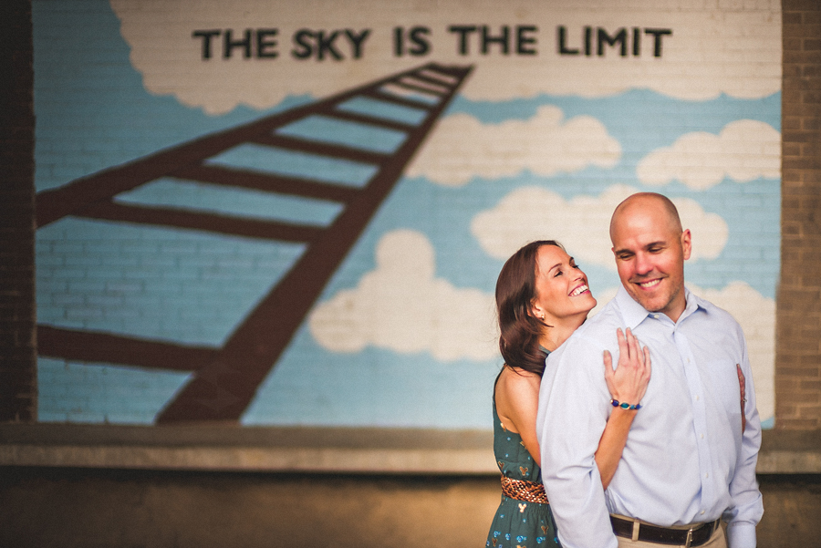fun mural dc engagement sessions