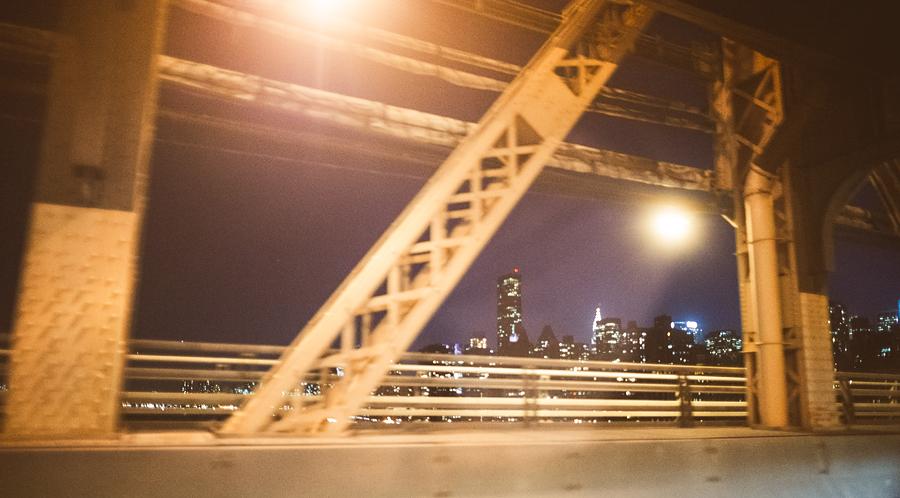 nyc from bridge