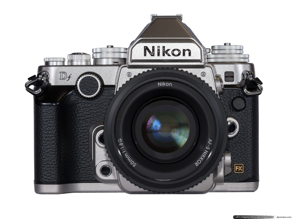 nikon df stock photo