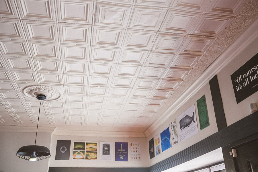 baltimore studio tops of walls