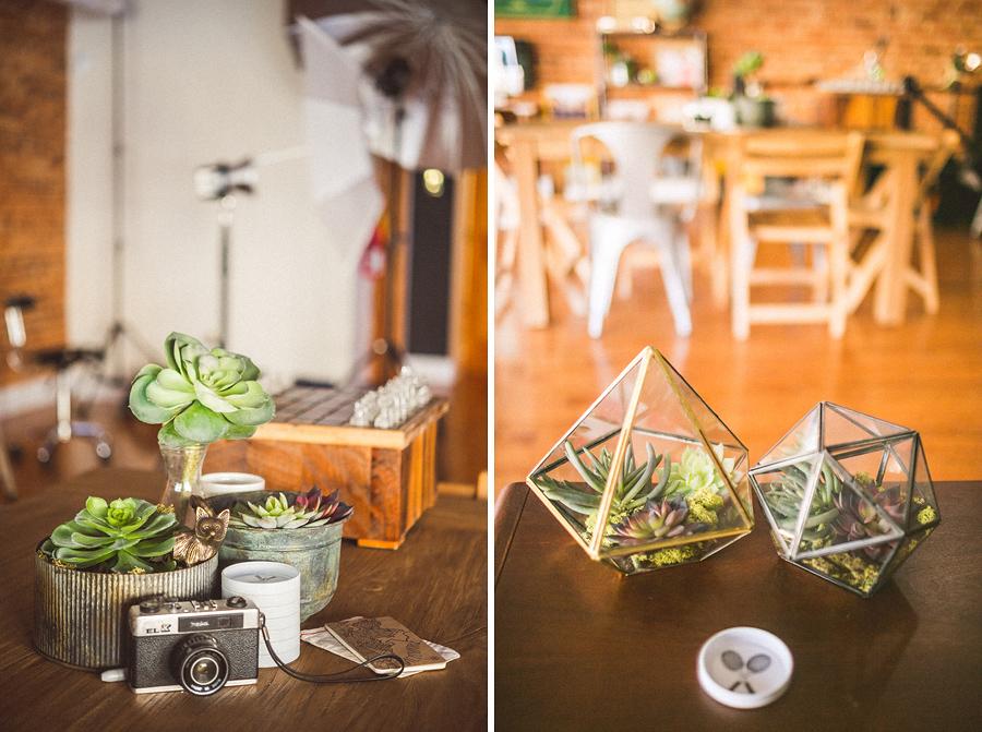 baltimore wedding photographer studio detail