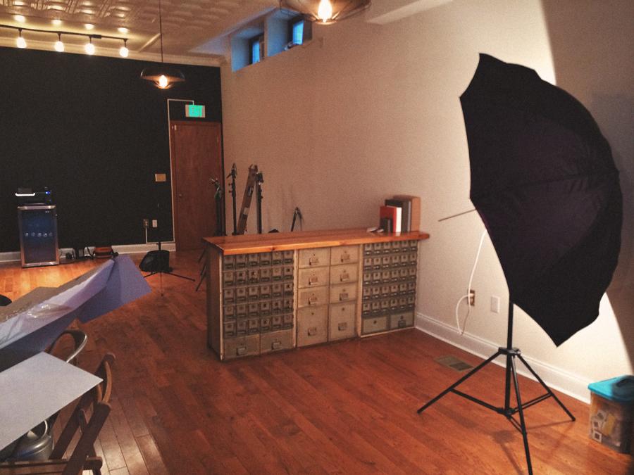 before of sams studio