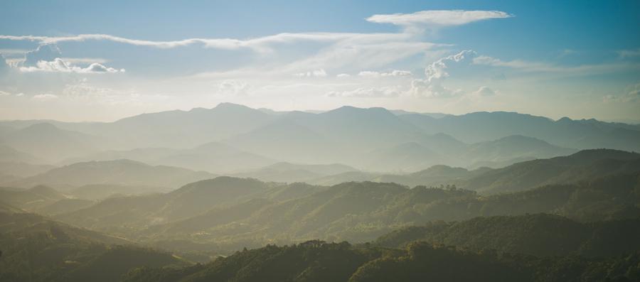 landscape photo in brazil