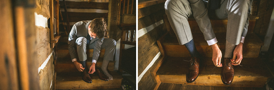groom tying shoes1