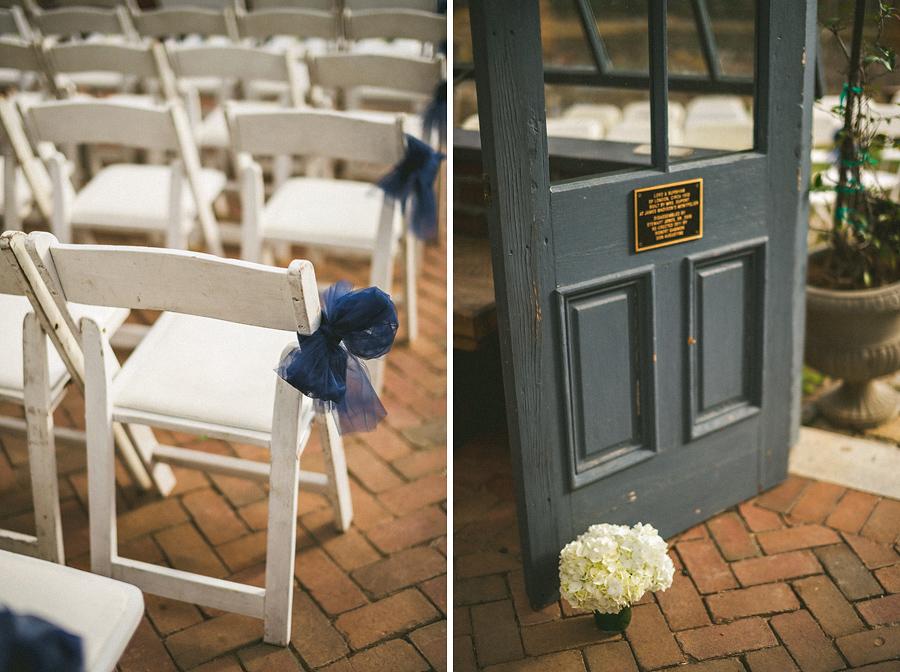 wedding ceremony dettails