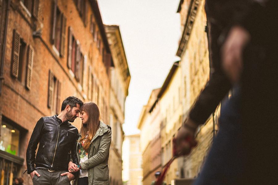 streets of siena italy