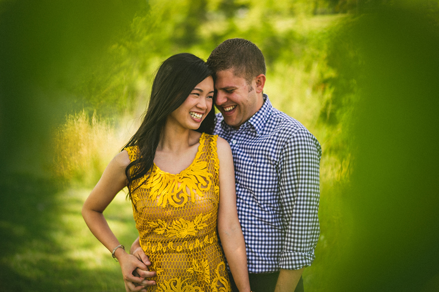 couple in love during austin engagement photos
