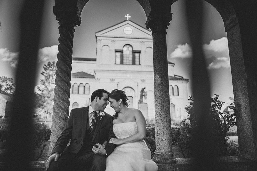 outdoor creative wedding day photos