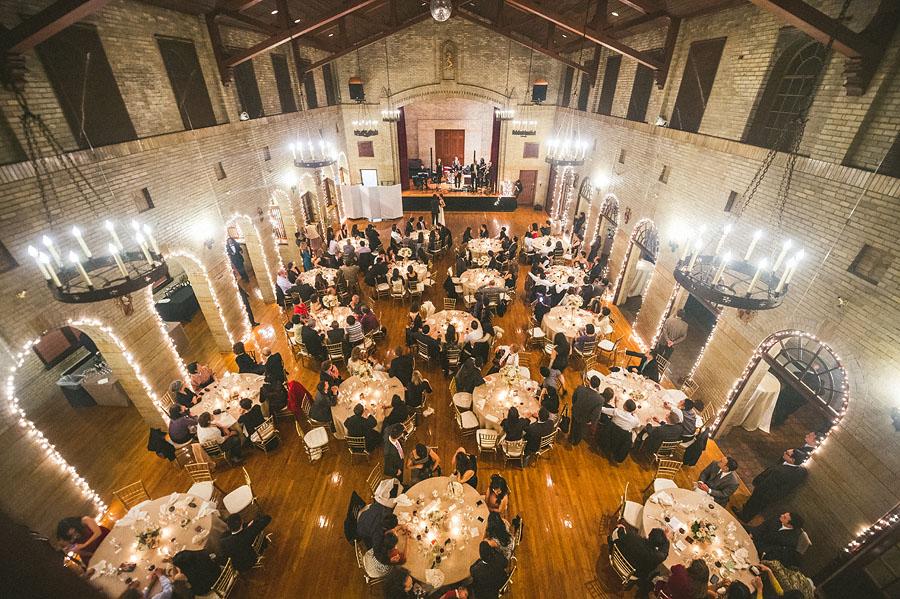 st francis hall wedding reception