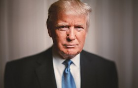Epic Portrait \ Donald Trump