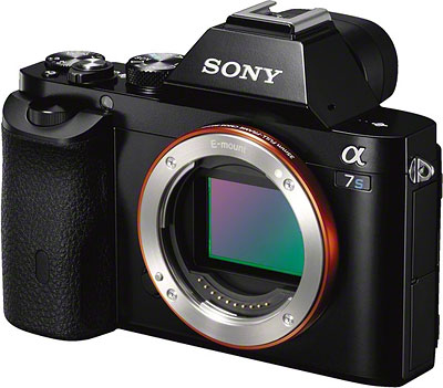 sony a7s stock photo
