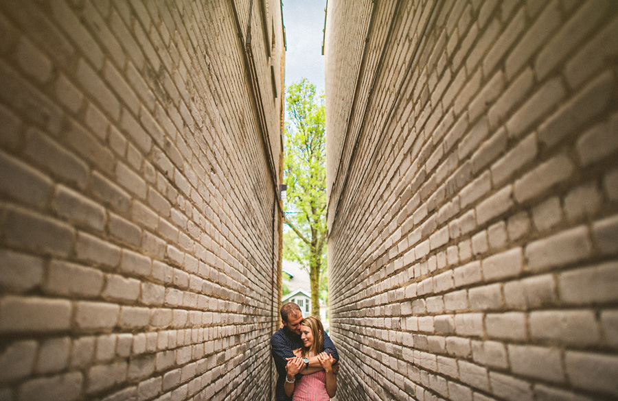 milwaukee engagement photos