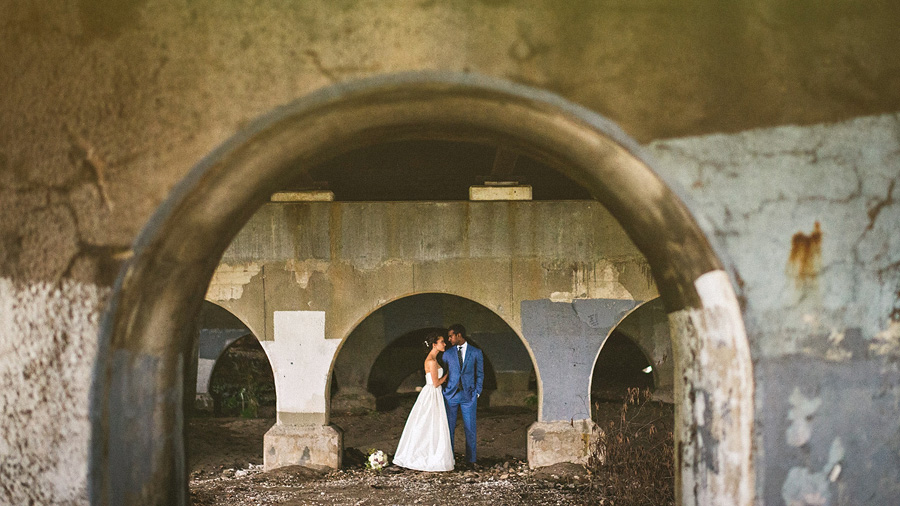 baltimore tunnels on wedding day