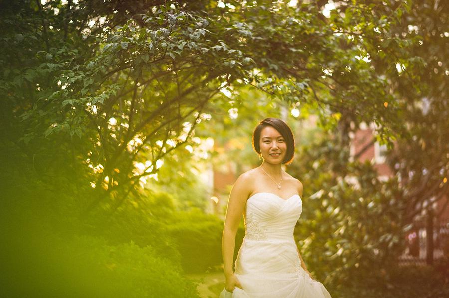 jean the bride creative portrait