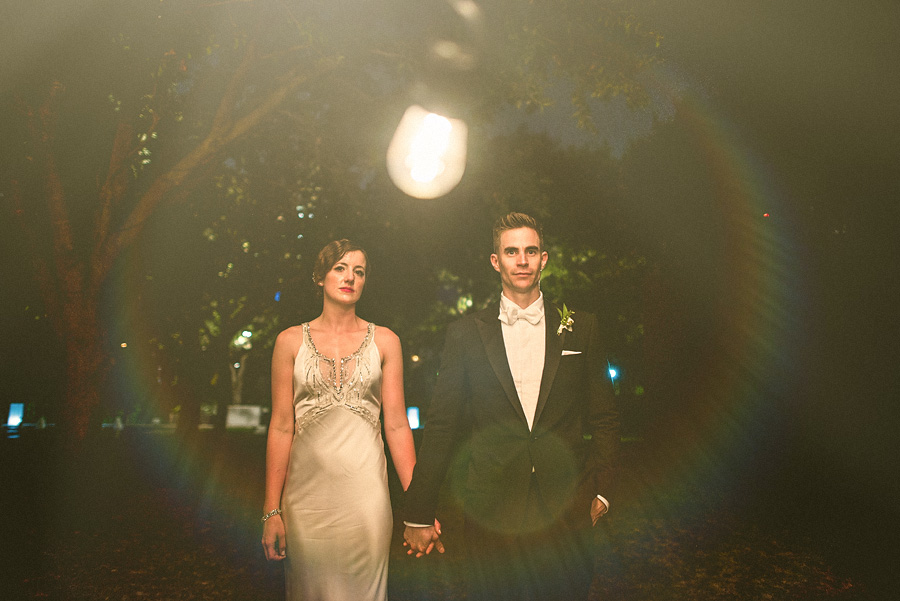 artistic flare wedding photo