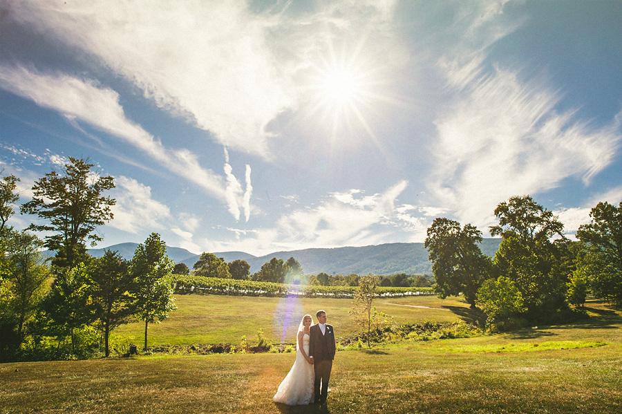 veritas bride and groom