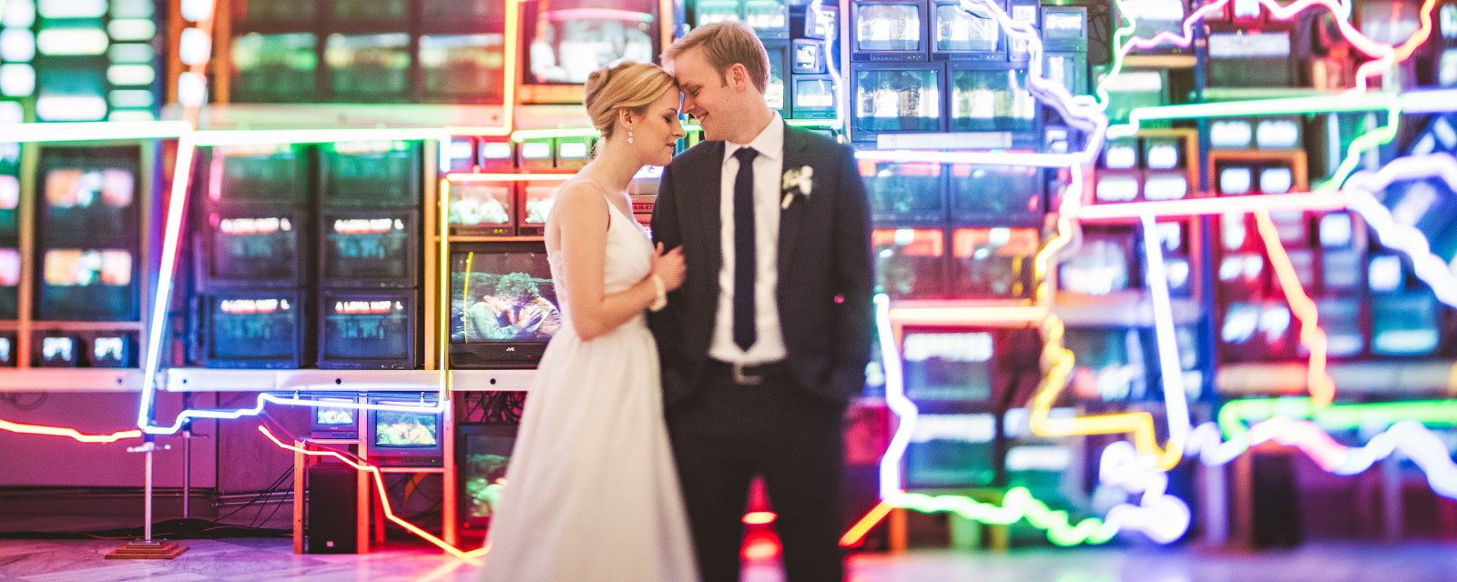longview gallery wedding in dc // brian and kate