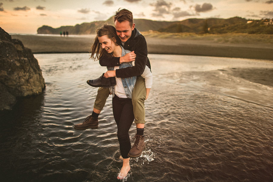 couples session in new zealand