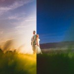 double exposure creative photography