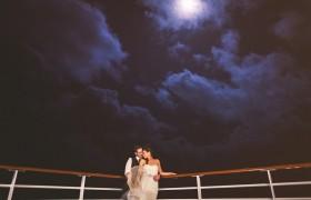 caribbean cruise destination wedding // matt + lindsey