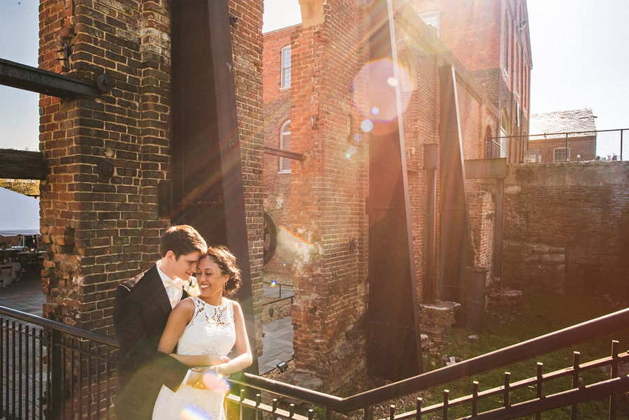 downtown richmond wedding
