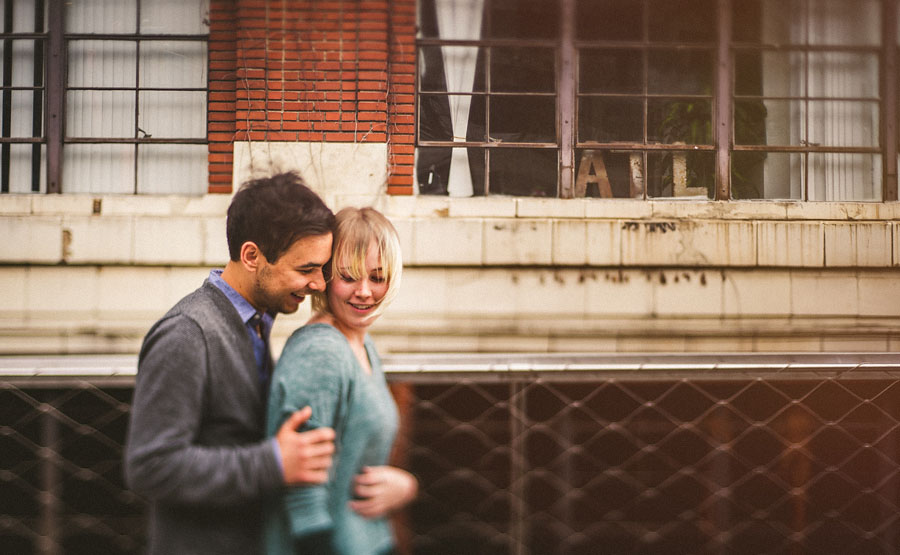 freelensing with wedding photos